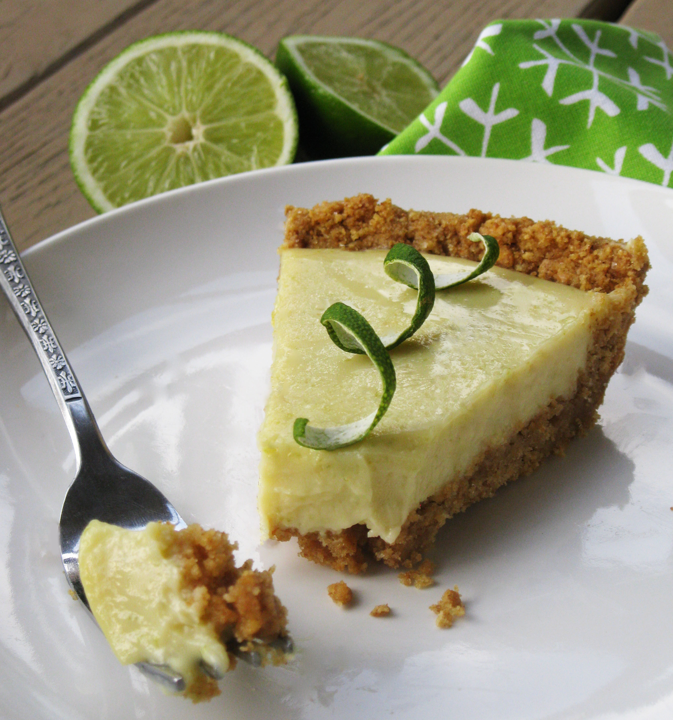 Foodinary Key Lime Pie | Foodinary