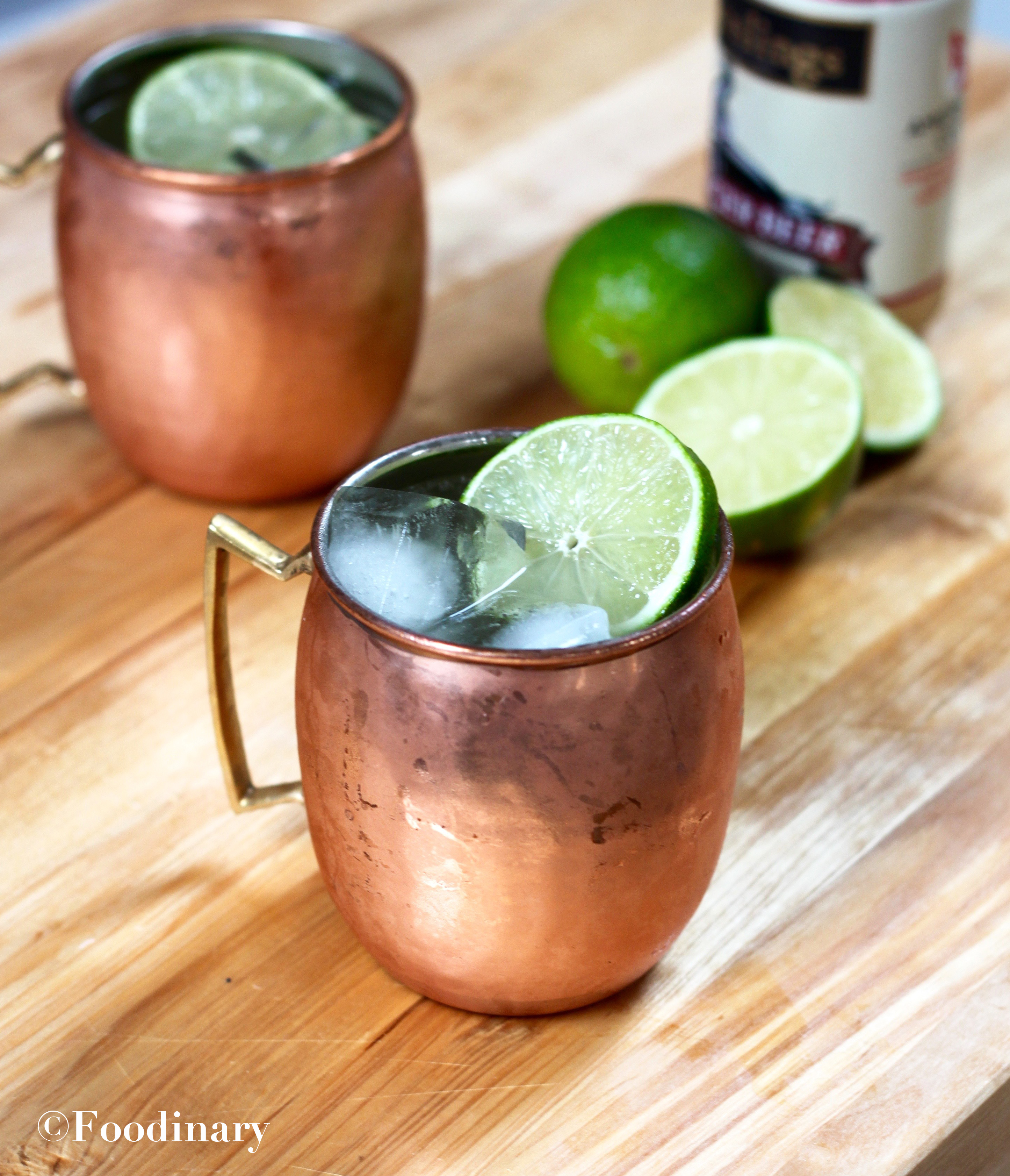 Foodinary How To Make A Moscow Mule